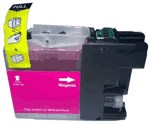 LC133M Compatible Magenta Cartridge for Brother