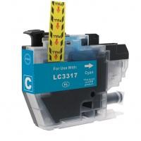 LC3317C Compatible Cyan Ink for Brother