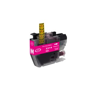 LC3319XLM Compatible High Yield Magenta Ink for Brother