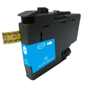 LC3339XLC Compatible XXL High Yield Cyan Ink for Brother
