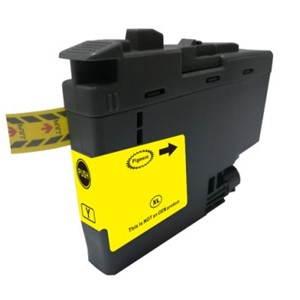 LC3339XLY Compatible XXL High Yield Yellow Ink for Brother