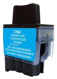 LC47C Compatible Cyan for Brother