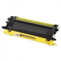 TN255Y Compatible High Capacity Yellow Toner for Brother