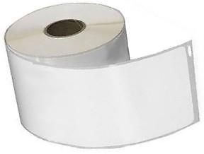 11354 Compatible Dymo Removable Label 57mm x 32mm White Roll 1000