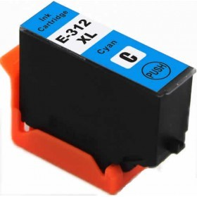 312XL Compatible XL Cyan Ink for Epson