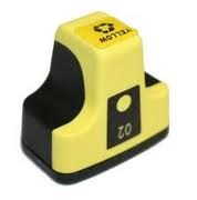 02 Compatible Yellow Ink Cartridge for HP