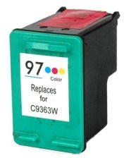97 Eco Colour High Volume Cartridge for HP  (C9363WA)