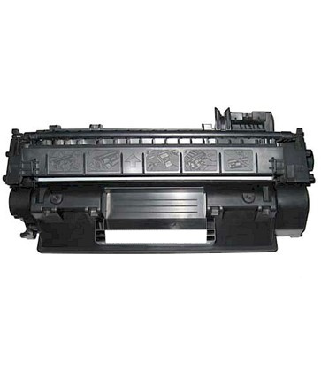 05X Compatible High Yield Black Toner for HP (CE505X)