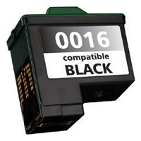 16 Compatible Lexmark Black Cartridge 10N0016