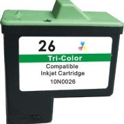 26 Compatible Colour Cartridge for Lexmark