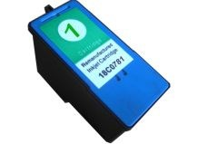 #1 Compatible Colour Ink Cartridge for Lexmark