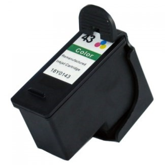 43XL Eco Colour Cartridge for Lexmark
